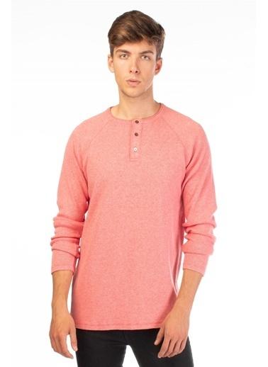 Benson Sweatshirt Kırmızı